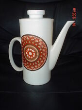 Lord Nelson Pottery JEWEL SONG Coffee Pot