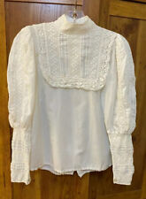 New listing Vintage 1970's Laura Ashley victorian Style Blouse