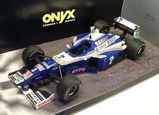 Onyx 1/18 williams renault fw 19 Canadian Driver French gp 1997 OVP #1878