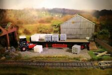1:50 scale 10 x Cement Bags & Pallets for lorry loads and Dioramas