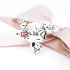 Pandora, S925 Little Girl,Daughter, Bracelet Charm, NEW, 798016EN160
