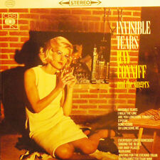 RAY CONNIFF ET SES CHOEURS Invisible Tears FR Press CBS 62.449 LP