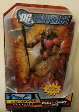 """DC UNIVERSE CLASSICS """"SUPER POWERS"""" STEPPENWOLF SEALED FREE SHIPPING!"""