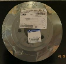 CHARGER CHALLENGER MAGNUM 300 R/H or L/H REAR DISC BRAKE ROTOR OEM MOPAR