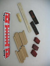 O333-0,5# H0/1:87 Ladegut Stahlgitter, Holz, Röhren;  M+D?