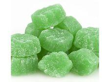 SPEARMINT LEAVES BULK CANDY Jelly (1) 3/4 LB Bag, Fresh & Tasty