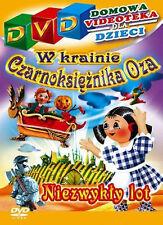 W krainie Czarnoksieznika Oza - Vol. 3 Niezwykly lot (DVD)  POLSKI POLISH