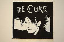 The Cure Cloth Patch (Cp134) The Smiths Joy Division Goth Rock Bauhaus Morrissey