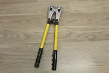 Wire Terminal Crimping Tool 6 50mm Cable Lug Crimper Cual Terminal Plier Tb2