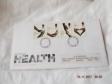 ROYAL MAIL FDC  HEALTH