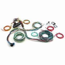 Ultimate 15 Fuse '12v Conversion' wiring harness 28 1928 Model A Coupe rat hot