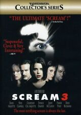 Scream 3 [New DVD] Ac-3/Dolby Digital, Dolby, Widescreen
