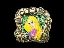 Disney Pin WDI - Stained Glass Princess Series - Rapunzel LE300