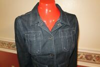 VINTAGE RALPH LAUREN POLO JEANS CO. Women's Blue Denim Jean Jacket SZ MEDIUM EUC