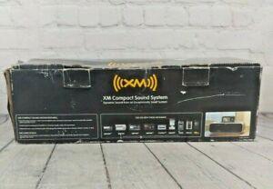 Audiovox XMAS-100 Sirius XM Compact Sound System - w/ Onyx Radio