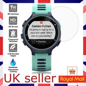 Garmin Forerunner 935 Screen Protector Tempered Glass 39.5mm diameter UK STOCK