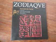 LA REVUE ZODIAQUE Nr 5 Images du Nom (2000)