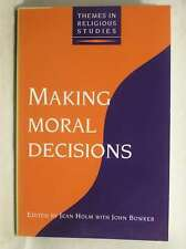 Making Moral Decisions (Themes in Religious Studies), , Excellent Book