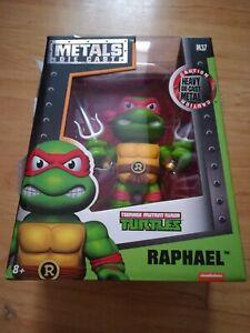 Metals TMNT Raphael (Raph) VERY RARE Ninja Turtles Die Cast Nickelodeon