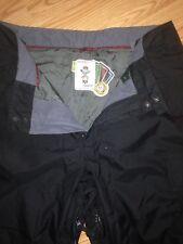 BURTON DRYRIDE Men's Black Snow Ski Snowboard Pants Size XL- Excellent Condition