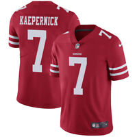 Support Colin Kaepernick - Take a Knee - Red Men's Limited Home Jersey