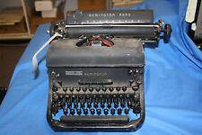 Antique Remington Rand Typewriter ~Make Offer~ *Free Shipping*
