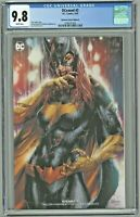 DCeased #3 CGC 9.8 Unknown Comics Edition B Jay Anacleto Variant Cover Edition