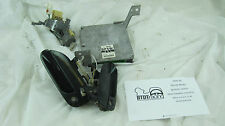 Mazda Miata ignition switch with key/ 2 door handles and ECU 1999-00