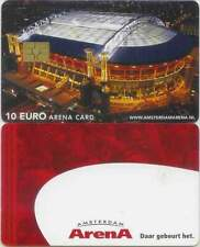 Arenakaart A093-01 10 euro: Zomer 2008