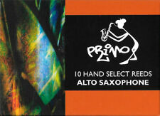 Primo #3.5 Alto Saxophone Reeds (Box of 10) BRAND NEW
