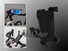 Universal ATV/Bicycle/Bike Handlebar Mount Holder for Apple iPhone Mobile BLACK
