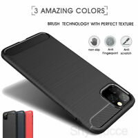 Carbon Fiber Shockproof Phone Case Cover For Samsung Galaxy A70 A50 A40 A30 A20