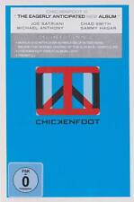 CHICKENFOOT III 2CD 2DVD Box Set T-Shirt Hard Rock Limited Edition 2011 * RARE