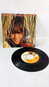 45 RPM Mireille Mathieu - Mon Bel Amour D'Summer Vinyl Music
