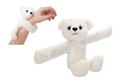 """Wild Republic Cuddlekins Huggers 8"""" Polar Bear Cuddly Soft Toy Teddy 19559"""