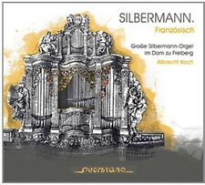 Albrecht Koch - Silbermann: French [New CD] Digipack Packaging