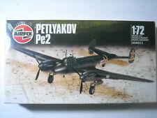Airfix series 3 Petlyakov Pe2 Soviet Ww2 bomber kit 03034 sealed 1:72 Nib