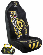Official AFL Car Seat Cover - Richmond Tigers