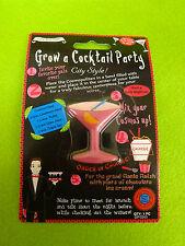 GROW A Cocktail Party Novelty Funny Wedding Birthday Christmas Secret Santa Gift