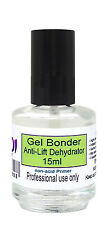 Koi Acrylic Gel Bonder Anti-Lift Nail Primer 15ml Salon Liquid For False Nails