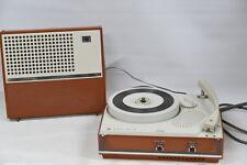 AWA Radiola B56 Portable Electric Record Player - Vintage