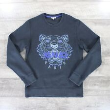 Kenzo Tiger Sweatshirt In Blue RRP £185