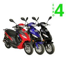 GMX 450 45 km/h 4 Takt 50ccm Roller Motorroller Scooter AGM Mokickroller