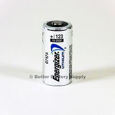 1 x CR123 Energizer 3V Lithium Battery (CR123A, DL123, 123, EL123, CR17345)
