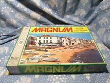 Rare 1971 Milton Bradley Magnum 2000 Piece Puzzle SEALED NEW Costa Brava Spain