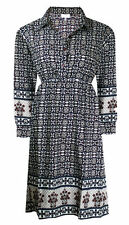 Polyester Party Shirt Dresses