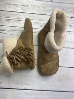 Madden Girl Large 9-10 Fringe Brown Boots House Use