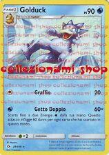 GOLDUCK - RARA 29/149 - SOLE E LUNA - POKEMON - ITALIANO