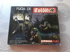 """JUEGO DE MESA """"NAC LA FUGA DE COLDITZ"""" -  COMPLETO (Ver fotos)"""