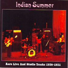 CD - INDIAN-SUMMER / Rare Live And Studio Tracks 1970-1971 (018)